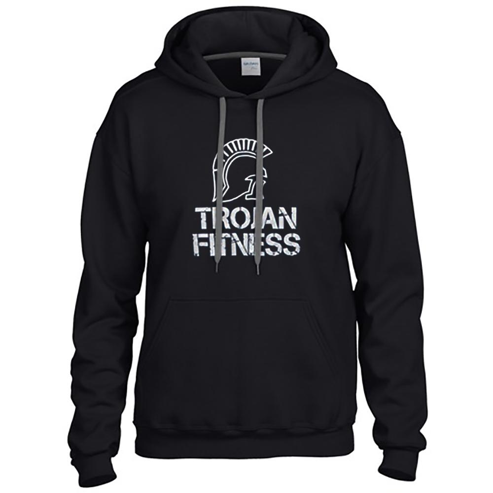 Trojan Logo Hooded Sweatshirt