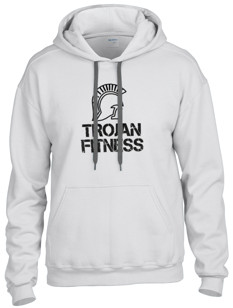 Trojan Logo Hooded Sweatshirt